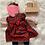 Thumbnail: Girls Red Royal Stewart Tartan Dress