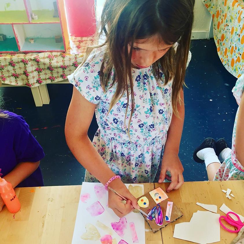 Art Explorers: Ages 5-8