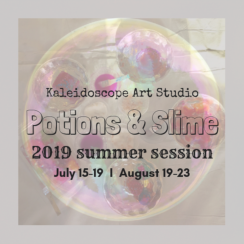 Potions & Slime Summer Session