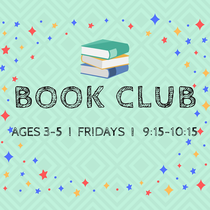 Book Club: Ages 3-5