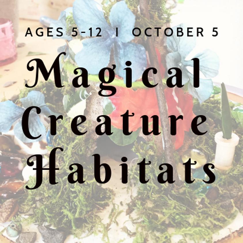 Magical Creature Habitats