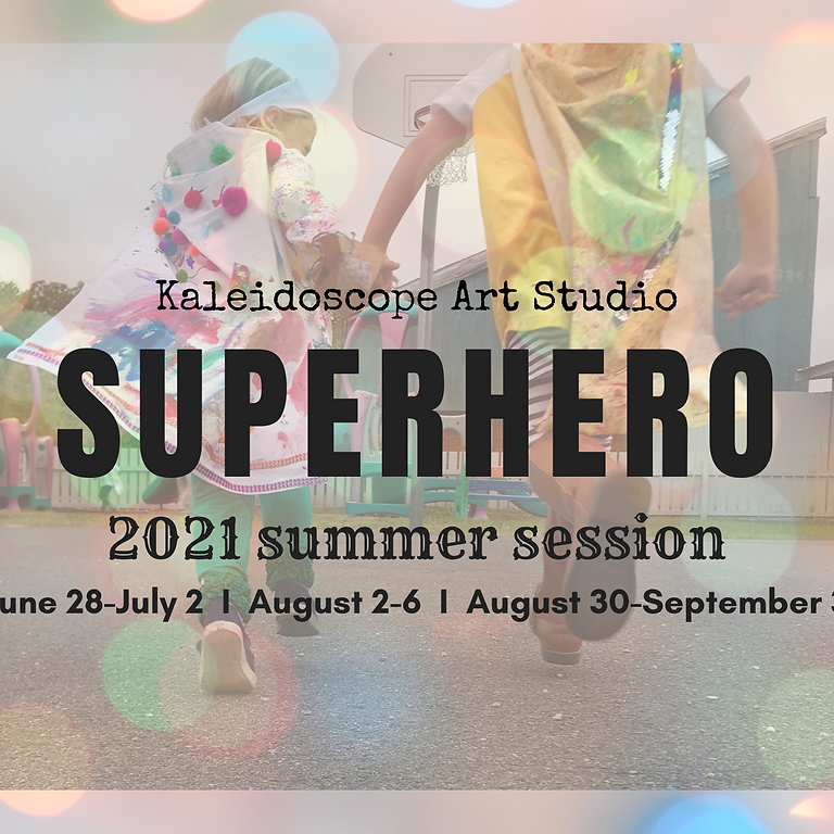 Superhero Summer Session