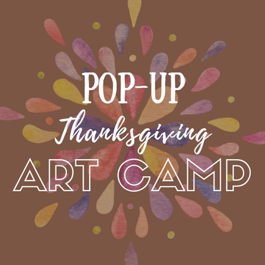 Pop-Up Art Camp!
