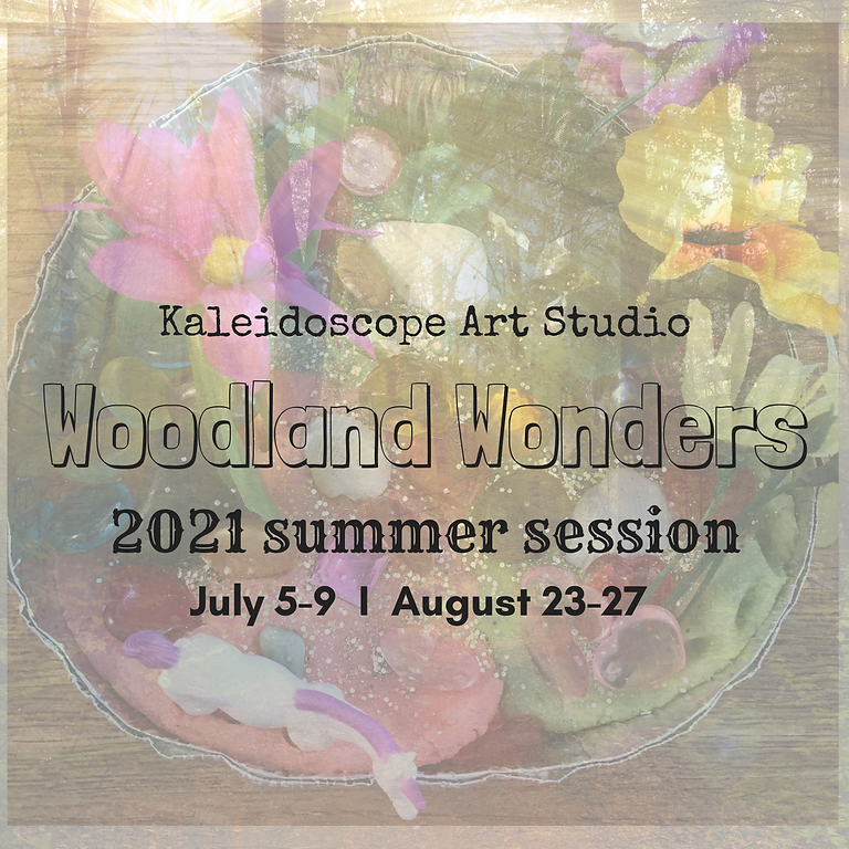 Woodland Wonders Summer Session