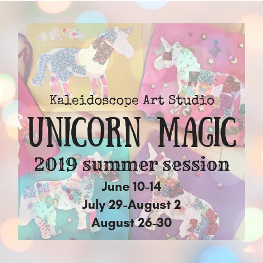 Unicorn Magic Summer Session