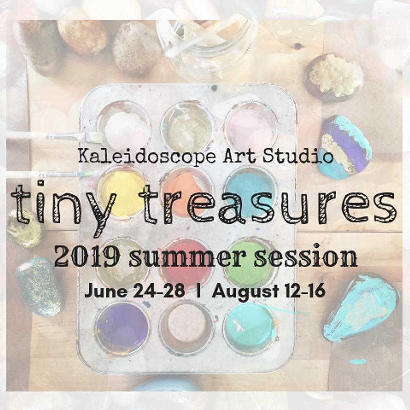 Tiny Treasures Summer Session