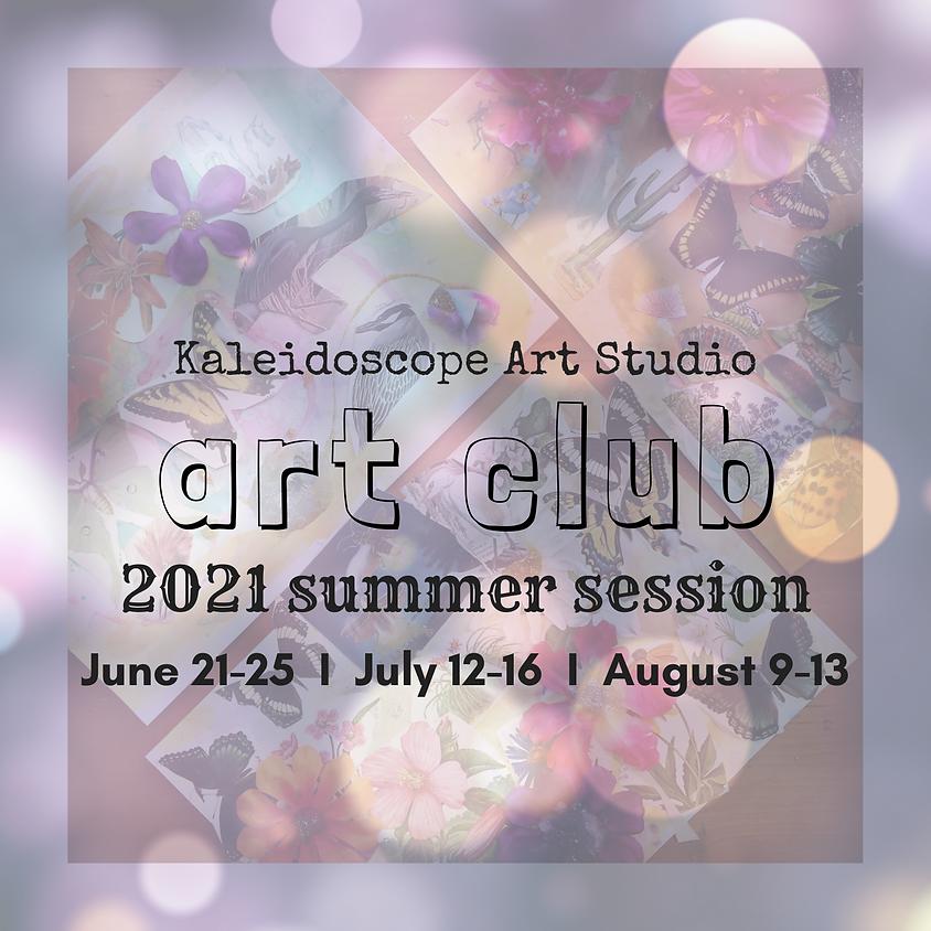 Art Club Summer Session