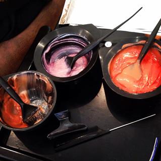 Aveda Colour Training