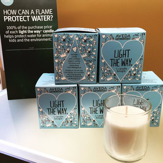 Earth Month candles now available