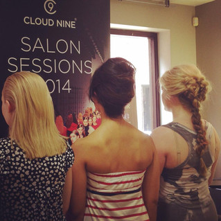 Salon Sessions Training with Cloud9