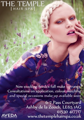 We have Aveda Make up!