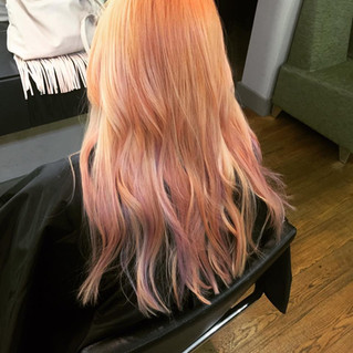 Eclipting Colour with Aveda