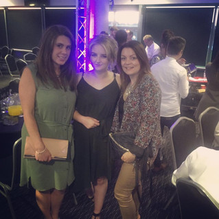 Emily nominated for Hairdressing Apprentice of the Year 2016!
