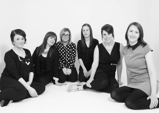 Come and meet The Temple Hair Spa team.