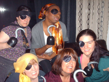 """Theater Review: """"Pirates of the Chemotherapy"""""""