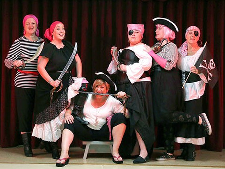 'Pirates of the Chemotherapy' captures emotions and realities of women fighting breast cancer