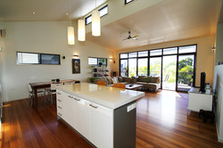 Unit 3 Kitchen and Living