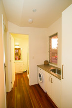 Fully equipped laundry facilities