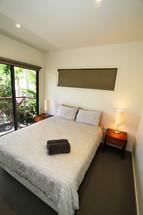 Bedroom 2 - Queens size bed with bathroom