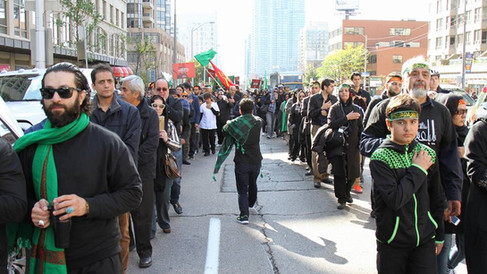 Shia Muslims in Toronto