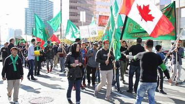 Canadian Muslims - Ashura 2016
