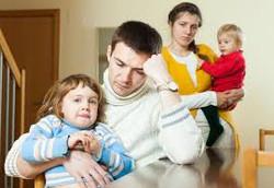 sadfamily