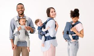 BabyBjorn - Sarah reviews their carrier range