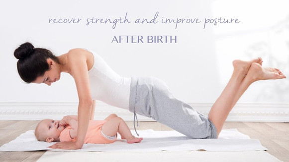 Babywearing: Recovering Strength and Improving Posture After Birth