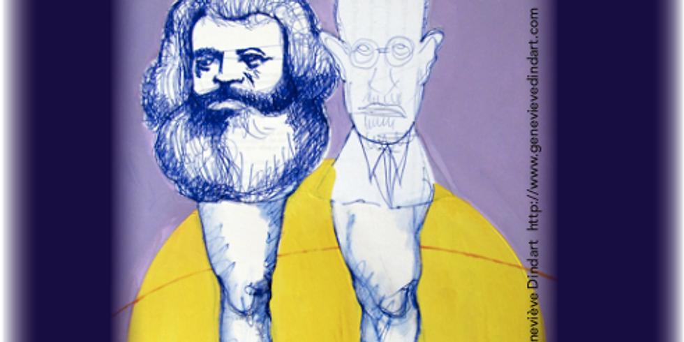ANNULE. Report au 27 Mars. Allo Marx et Freud? Le virus nous parle!