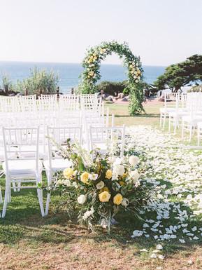 seagrove wedding ceremony