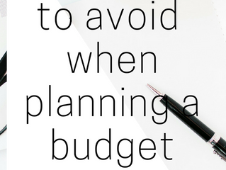7 Mistakes to Avoid While Planning A Budget Wedding