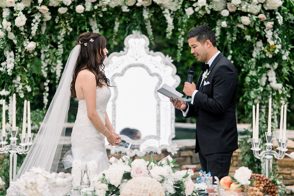 estancia wedding
