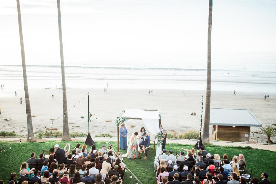 scripps seaside wedding