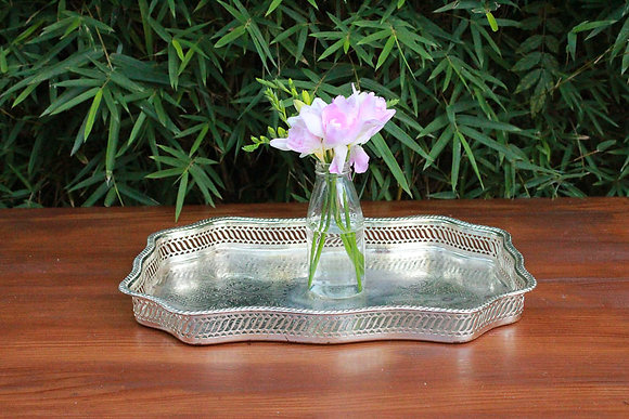 Silver Feature Tray
