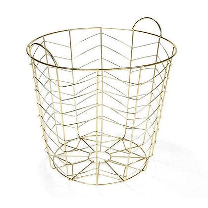 Metal Round Wire Baskets