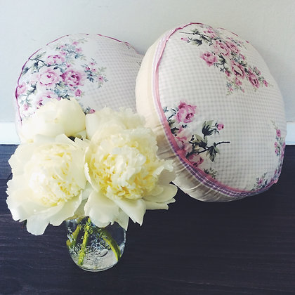 Round Vintage Cushions