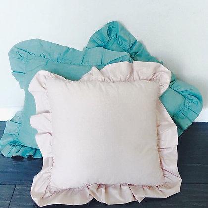 Mint & Blush Cushion Set