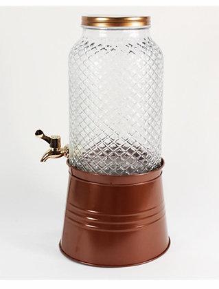 Copper Drink Dispenser
