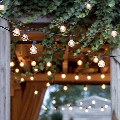 10m Festoon String Lighting