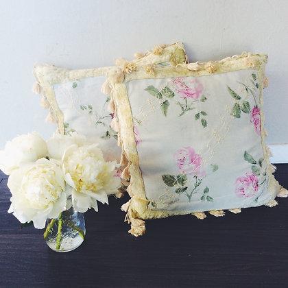 Vintage Rose Cushions