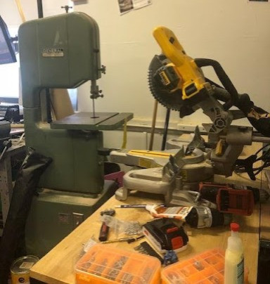 maker space tools