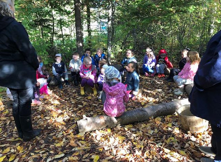 Purposeful Play and Outdoor Education in Action!