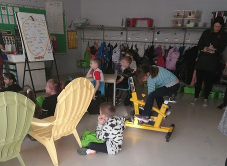 Innovation in Primary Classrooms