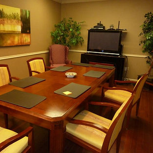 Conferenc Facilities; Court Reporting; Fitzsimmons Reporting; videoconference; NJ; Livingston