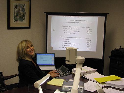 Fitzsimmons Reporting; Carol Fitzsimmons; Court Reporting; Fitzsimmons Reporting; videoconference; NJ; Livingston; amenities