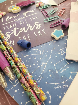 Written in the Stars Meowgical Stationery Mystery Pack