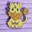Thumbnail: Sunacat Glitter Enamel Pin