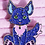 Thumbnail: Orion Glitter Enamel Pin