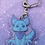 Thumbnail: Orion and Calypso Pup Keychain