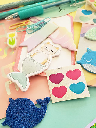 Fantasy Meowgical Stationery Mystery Pack